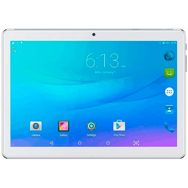 Innjoo superb plus 4g plata tablet 4g wifi 10.1'' hd+/4core/32gb/3gb ram/5mp/2mp