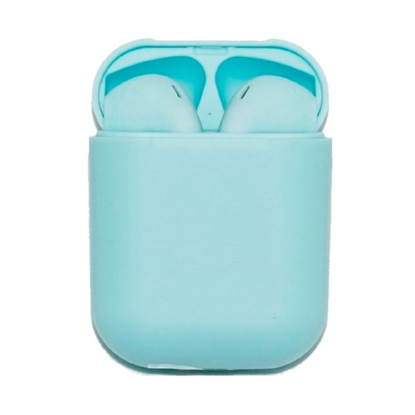 Innjoo go v2 azul auriculares inalámbricos bluetooth y estuche batería
