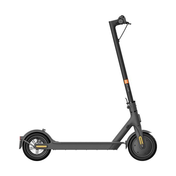 Xiaomi mi scooter 1s negro patinete eléctrico hasta 25km/h y 30km de autonomía con diseño plegable