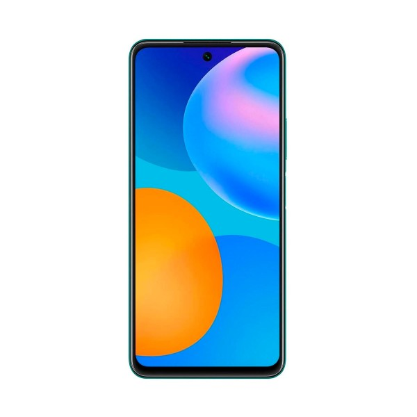 Huawei p smart 2021 verde móvil 4g dual sim 6.67'' ips fhd+ octacore 128gb 4gb ram quadcam 48mp selfies 8mp