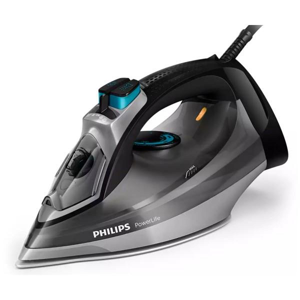 Philips gc2999/80 powerlife plancha de vapor 2600w suela steamglide 45g/min de vapor continuo