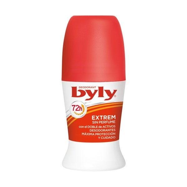 Byly desodorante Extrem sin perfume 100 ml