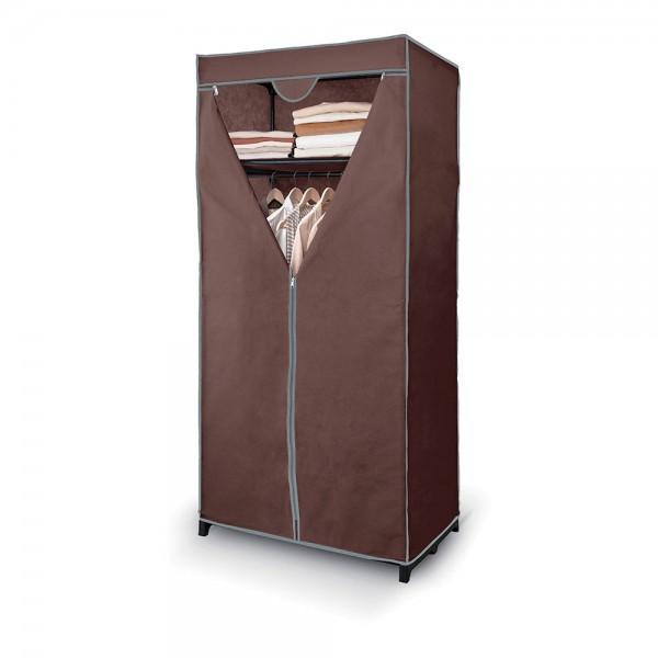 Armario guarda ropa con estante 160x75x50cm jobgar