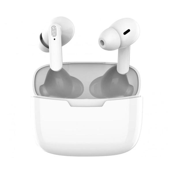 Akashi auriculares blancos 12h